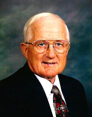 portrait of Dr. Raymond Brandt